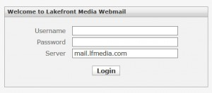 Lakefront Media E-mail Login