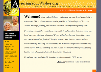Assuring Your Wishes