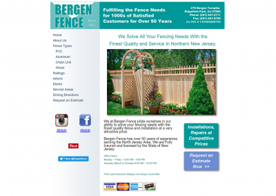 Bergen Fence Company