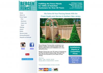 Bergen Fence Company