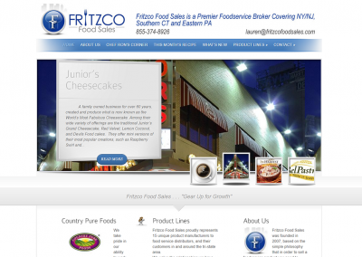 Fritzco Food Sales