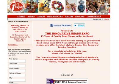 Expo Bead Shows
