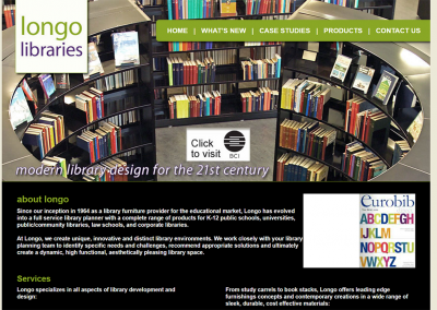 Longo Libraries