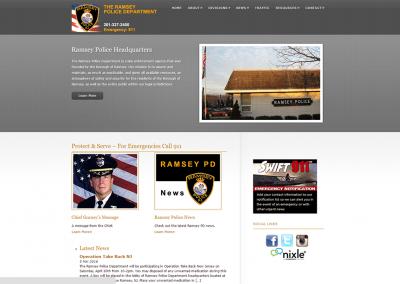 Ramsey NJ Police Department