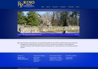 Rino Paving