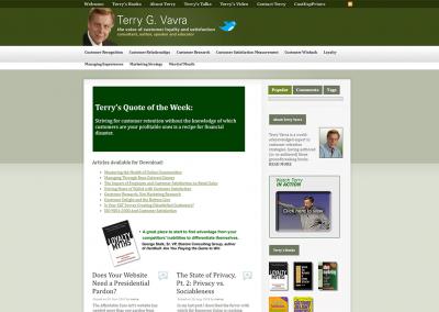 Terry Vavra
