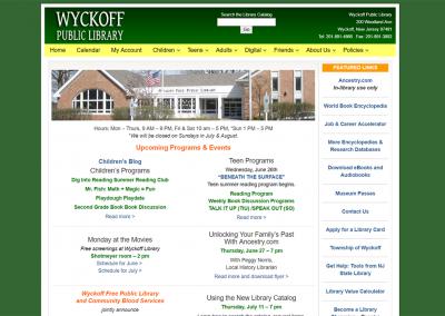 Wyckoff Public Library
