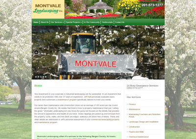Montvale Landscaping