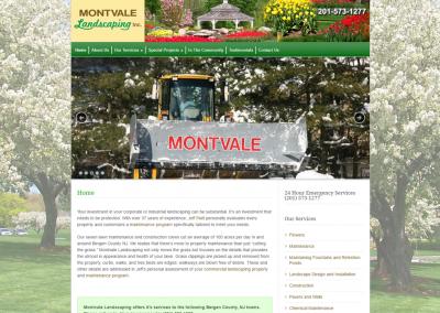 Montvale Landscaping